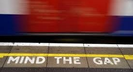 Mind the Gap! Being authentic in a world that tries to make you somebody else.