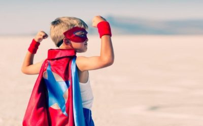 Teaching our Children to Listen to their Inner Champion!